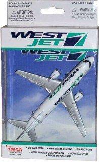 westjet-toy-model