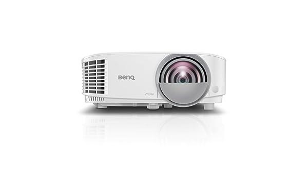 Benq MX808ST Video - Proyector (3000 lúmenes ANSI, DLP, XGA ...