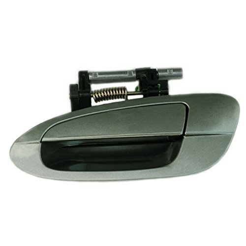Mystic Trim - CF Advance For 02-06 Nissan Altima DY2 Mystic Emerald Metallic Rear Left Driver Side Outside Door Handle 2002 2003 2004 2005 2006