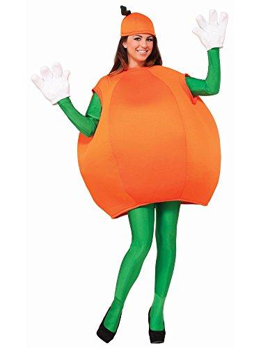 Forum Novelties Orange Costume, Orange, Standard -