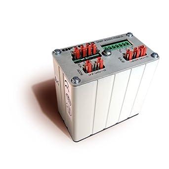 Opto 22 SNAP-B3000-MODBUS Snap Analog/Digital Brain, Modicon Modbus Protocol, 5.0 to 5.2 VDC at 1.0 Amps Max, 95% Humidity