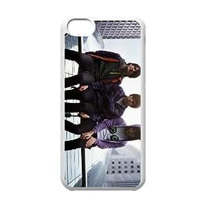 iPhone 5C Phone Cases White Klaxons DEM717496