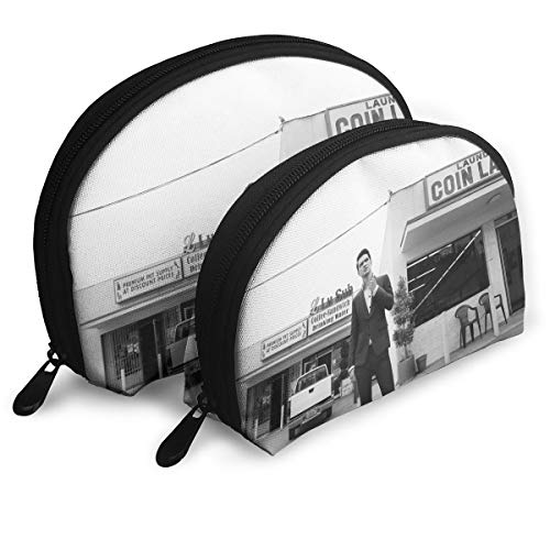Gltiosr Panic at The Disco Womens Shell Portable Travel Toiletry Bags Clutch Pouch Cosmetic Pouch Makeup Bag ()