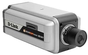 D-Link Day & Night PoE 3G Network Camera - Cámara de vigilancia (704 x 576 Pixeles, H.264, MPEG4, 0 - 40 °C, -20 - 70 °C, 20 - 80%, CMOS)