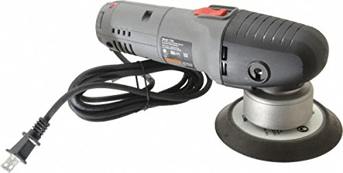 - 6 Inch Pad, 2,500 to 6,800 OPM, Electric Orbital Sander