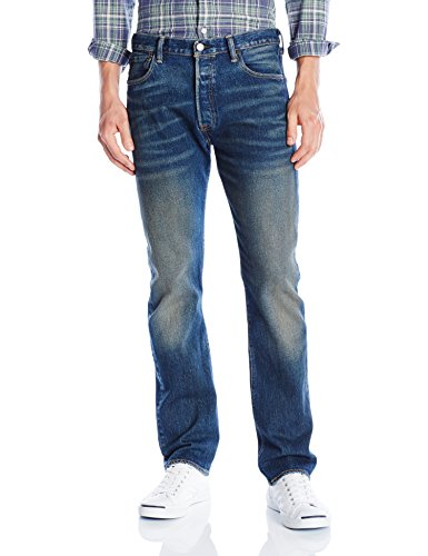 Tapered Jeans Stretch Uomo amp; Customized 501 Brand Sey Levis XaqCIw