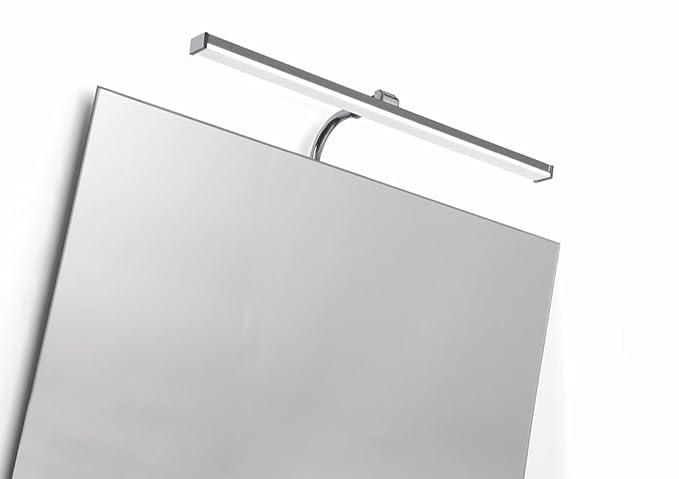 Mantra applique da bagno led w lumenes collezione sisley