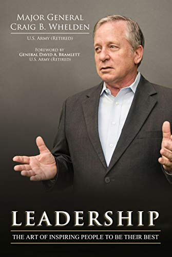 Leadership: The Art of Inspiring People to Be Their Best by [Whelden, Craig]