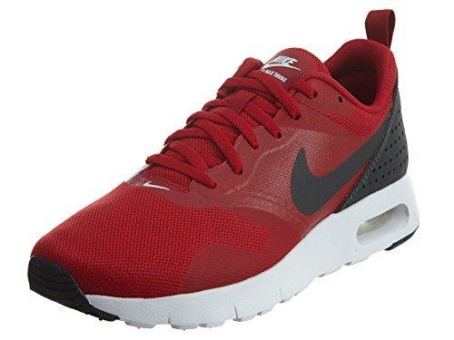 Nike Air Max Tavas (GS) Boy's Grade School (Big Kids) Running Shoes 814443-600 (4Y)
