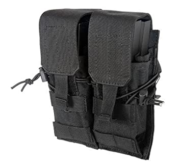 Lancer táctico ca-358b doble M4/M16/AK74, con bolsillo para ...