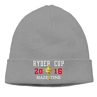 ASAS HGLENice Ryder Cup 2016 Logo Woolen Hats/Plush Hat