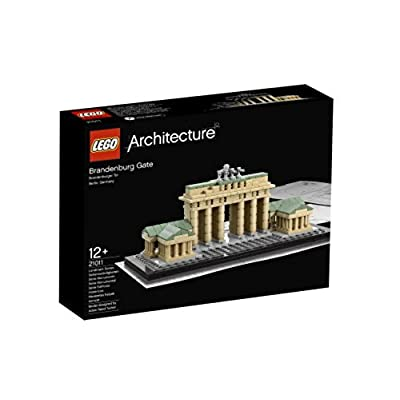 LEGO Architecture Brandenburg Gate 21011: Toys & Games
