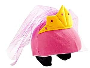 Amazon Com Princess Helmet Cover Pink One Size Fits