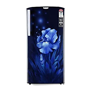 Godrej 192 L 5 Star Inverter Direct-Cool Single Door Refrigerator with Turbo Cooling Technology (RD EDGENEO 207E 53 THI…