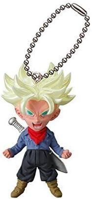 Bandai Dragon ball Z DBZ Super UDM 32 33 Burst Key Chain Son Goten Trunks Kids