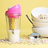 The CrunchCup Standard - A Portable Cereal Cup - No