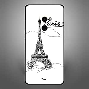 Xiaomi MI MIX 2 Doodle Eiffel Tower