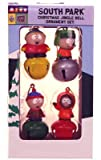 South Park Christmas Jingle Bell Ornament Set