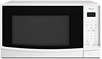whirlpool gidds110977 07 cu ft under the cabinet microwave oven white