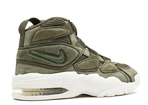 Nike Air Max 2 Uptempo QS Mens Hi Top Basketball Trainers 919831 Sneakers Shoes Urban Haze, Urban Haze-sail