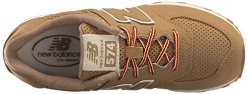 Enfant Sand Mixte Beige Baskets New Basses Balance 574 IqxUw7X0