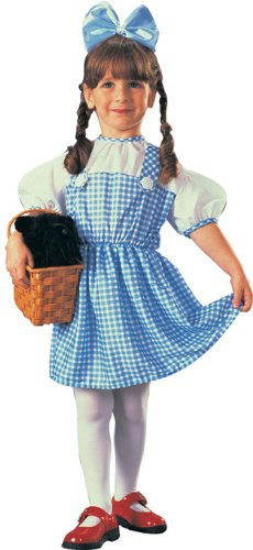 Toddler Wizard of Oz Dorothy -