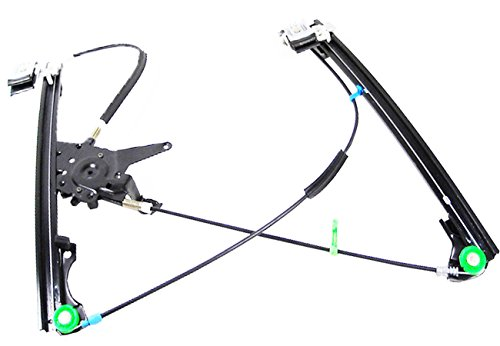 AUTOPA 1H0837462A Front Right Power Window Regulator without Motor for Volkswagen Golf Jetta 1993-1999