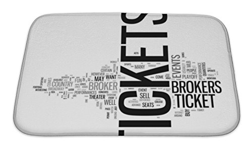 Gear New Memory Foam Bath Rug, Text Word Cloud Concept, 24x17, - Place Mall Carolina Directions