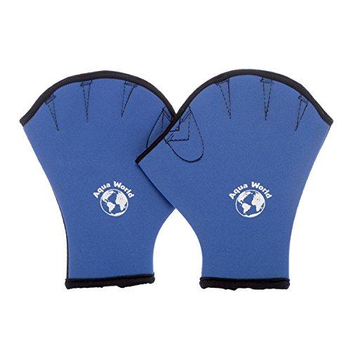 SPRINT Fingerless Gloves for Water Training (Small)