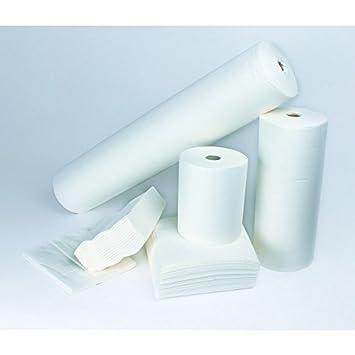 Toalla desechable airlaid ducha 145 x 80cm - 125 unidades: Amazon.es: Salud y cuidado personal