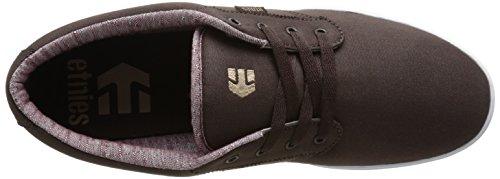 Etnies JAMESON 2 ECO - Zapatillas De Skate de lona hombre Marrone(Dark Chocolate)