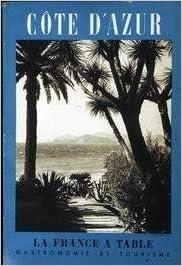 La Côte d'Azur epub pdf