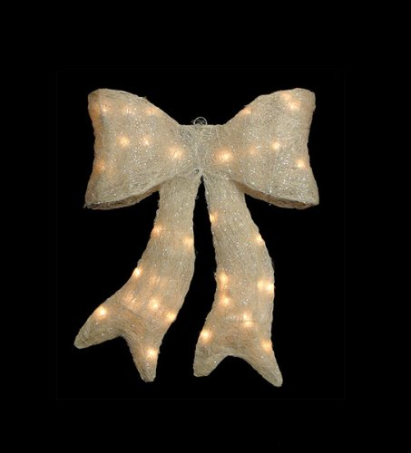 Outdoor Lighted Bows in US - 5