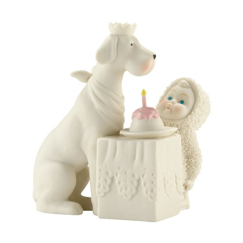 Department 56 Snowbabies Classics Dining with a King Figurine, 4.5 inch