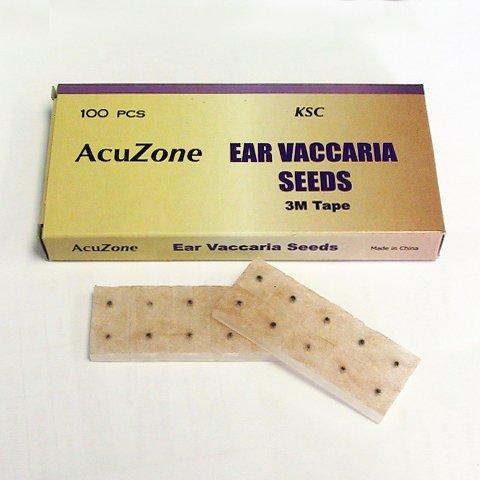 Acuzone Ear Vaccaria Seed (100pcs per box)