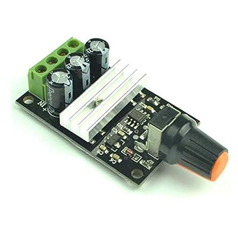 DC6V-28V 3A Speed Regulator Control Governor Switch Motor Speed Controller #Z