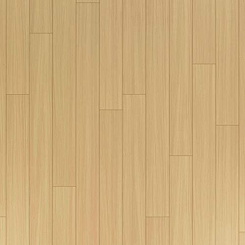 サンゲツ クッションフロア DIY 住宅用 木目・ウッド (チーク) (長さ1m x 注文数) HM-4053 (旧HM-1031)