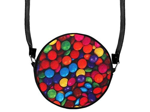 Black Out, Borsa a tracolla donna multicolore multicolore