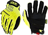 Mechanix Wear - Hi-Viz M-Pact (Large, Fluorescent Yellow)