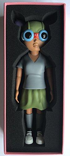 Lil Mama fly girl figure Hebru Brantley artist signed photo proof new