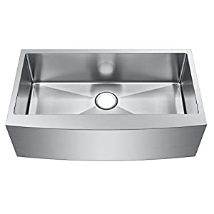 41StgtF5gTL._SS300_ 75+ Beautiful Stainless Steel Farmhouse Sinks For 2020