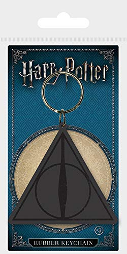 Pyramid International Llavero Harry Potter Deathly Hallows ...