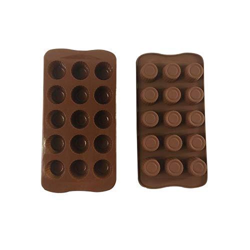 1 piece Christmas Halloween Silicone Mold Handmade Cake Chocolate Model DIY Animal Shape Cookies Mold Baking Tools Kitchen Accessories ()