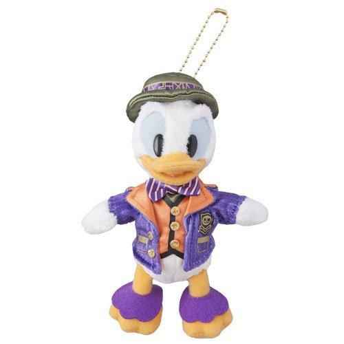 Disney Halloween 2014 Donald Duck stuffed badge [ Tokyo Disney Sea Limited]()