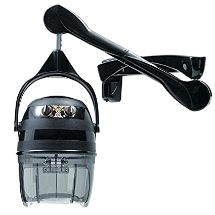 1100 W Secador de pelo campana soporte de pared salón peluquería PELO  CUIDADO DEL CABELLO 76385aff56dc