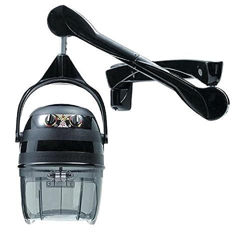 1100 W Secador de pelo campana soporte de pared salón peluquería PELO CUIDADO DEL CABELLO: Amazon.es: Belleza