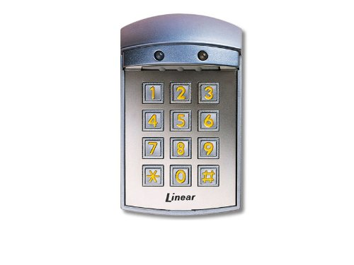 Linear Corporation Remote Wired Interior KEYPAD - A3W_LN-AMKPI