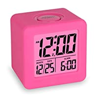 Plumeet Easy Setting Travel Alarm Clock ...