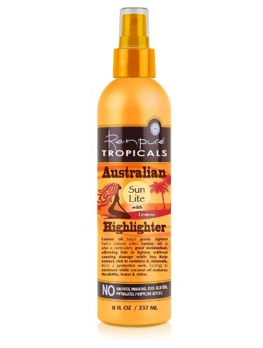 Hair Highlighter (Renpure Tropicals Australian Sun Lite Highlighter, 8 Fluid)