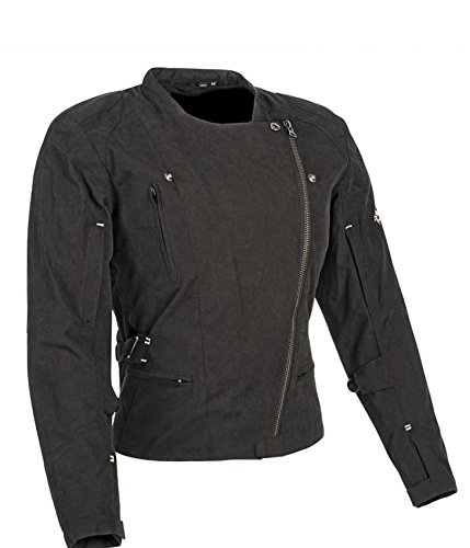 Womens Motorcycle Street Textile Jackets - 3
